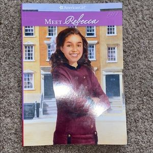 American Girl Book ( Meet Rebecca)